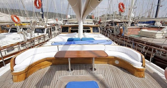 Huur Zeilboot met of zonder schipper no brand in Bodrum