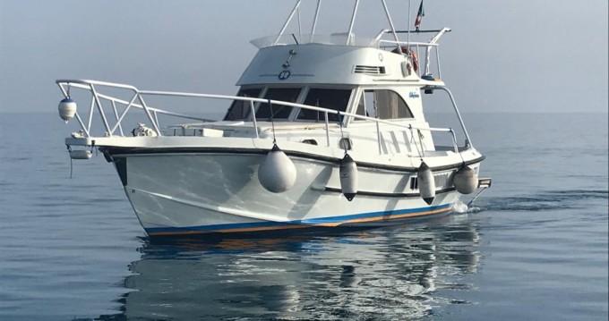 Verhuur Motorboot Calafuria met vaarbewijs