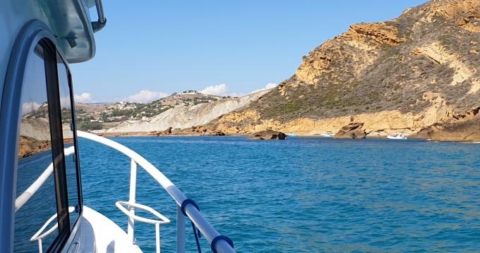 Bootverhuur Calafuria 36Fly in Provincia di Agrigento via SamBoat