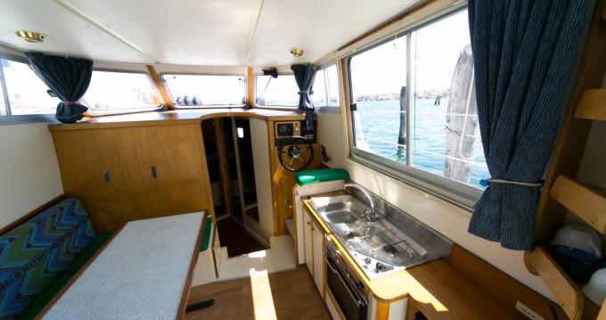 Huur Woonboot met of zonder schipper New-Con-Fly in Chioggia