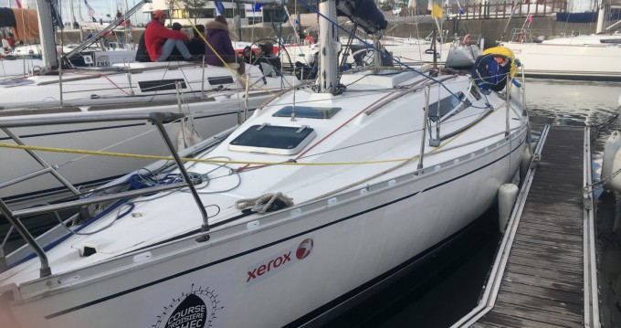 Verhuur Zeilboot in Île-Tudy - Bénéteau First 305