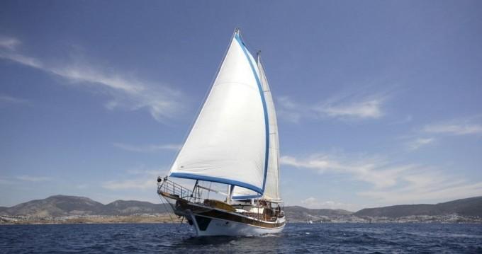 Verhuur Zeilboot in Bodrum - no brand no model