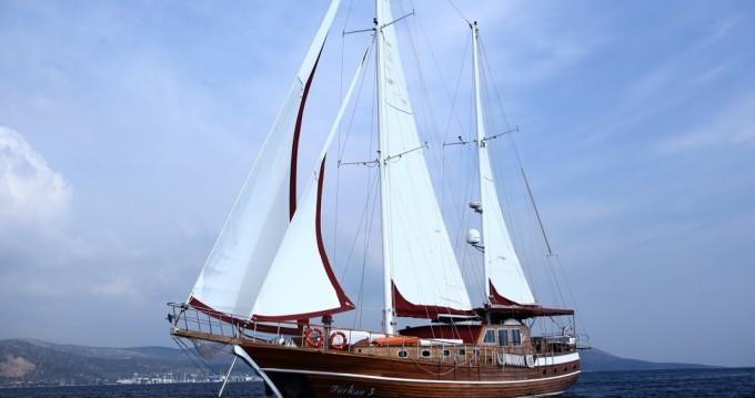 Verhuur Zeilboot in Bodrum - Custom Made Gulet