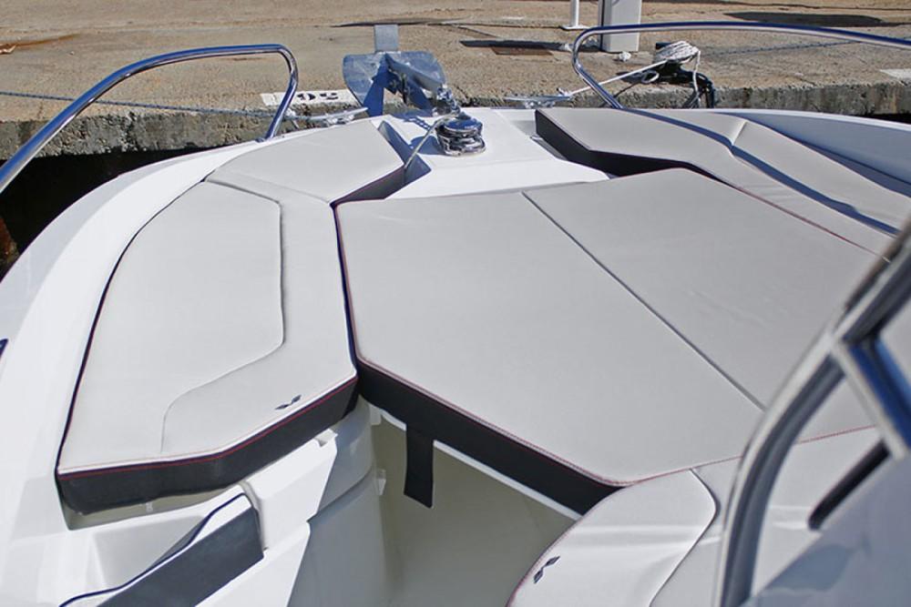 Verhuur Motorboot in Sant Carles de la Ràpita - Bénéteau Flyer 6.6 SPACEdeck