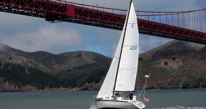 Bootverhuur Islander 36 in San Francisco via SamBoat