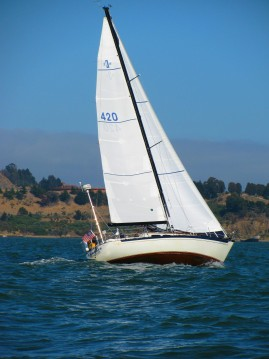Huur Zeilboot met of zonder schipper Islander in San Francisco