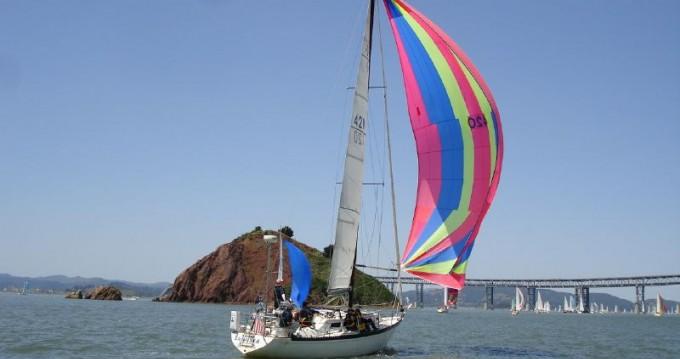 Islander 36 te huur van particulier of professional in San Francisco