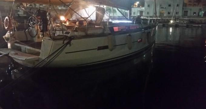 Verhuur Zeilboot in Marina di Portorosa - Dufour Dufour 410 Grand Large