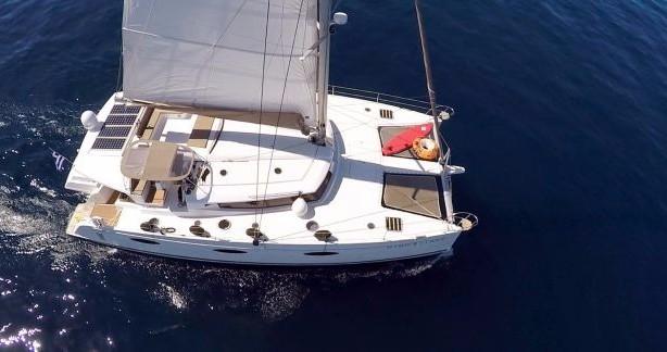 Verhuur Catamaran in Athene - Fountaine Pajot Fountaine Pajot