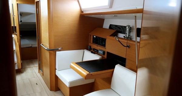 Jachthuur in Préveza - Jeanneau Sun Odyssey 439 via SamBoat