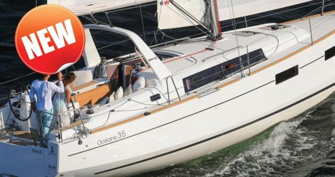 Verhuur Zeilboot in Tortola - Bénéteau Oceanis 350