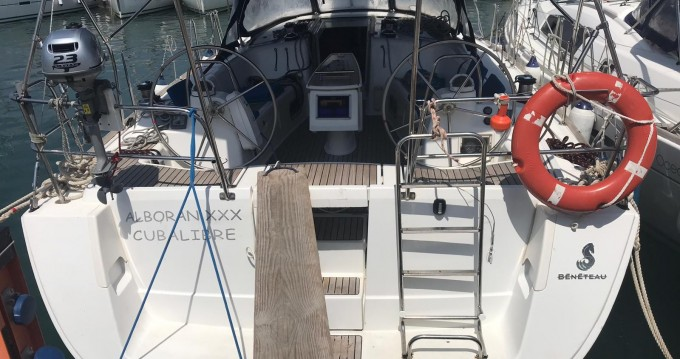 Bootverhuur Bénéteau Oceanis 43 in Palma de Mallorca via SamBoat