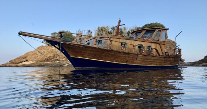 Huur Motorboot met of zonder schipper Cantiere Lampedusa in Porto Azzurro