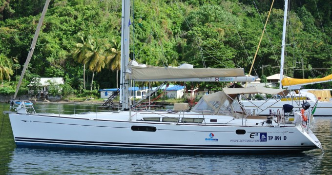 Bootverhuur Jeanneau Sun Odyssey 49 in Marsala via SamBoat