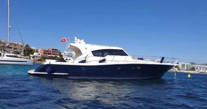 Verhuur Motorboot in Ibiza Town - Gagliotta 52