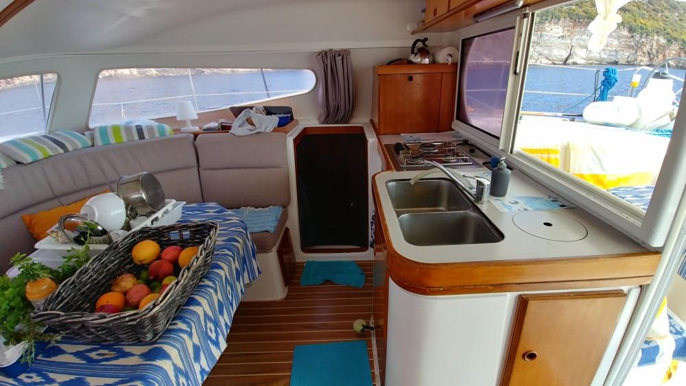 Bootverhuur Nautitech Nautitech 40 in Korfoe via SamBoat