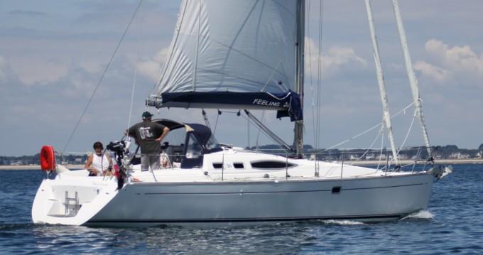 Verhuur Zeilboot Alliaura-Marine met vaarbewijs