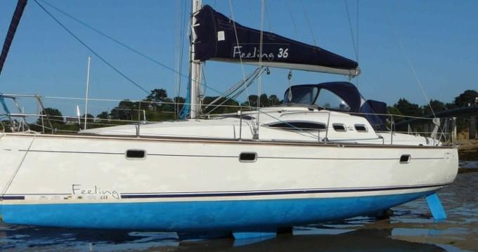 Alliaura-Marine FEELING 36 te huur van particulier of professional in Quiberon