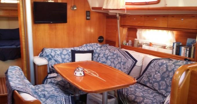 Verhuur Zeilboot in Salerno - Bavaria Cruiser 42