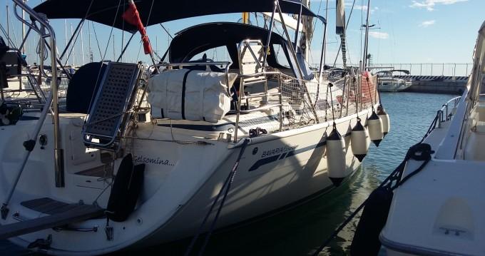 Bootverhuur Bavaria Cruiser 42 in Salerno via SamBoat