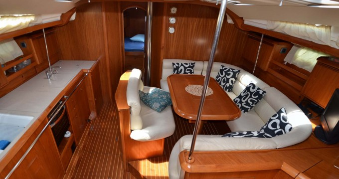 Jachthuur in Marsala - Jeanneau Sun Odyssey 49 via SamBoat