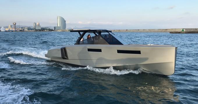 Huur Motorboot met of zonder schipper EVO in Ibiza Island