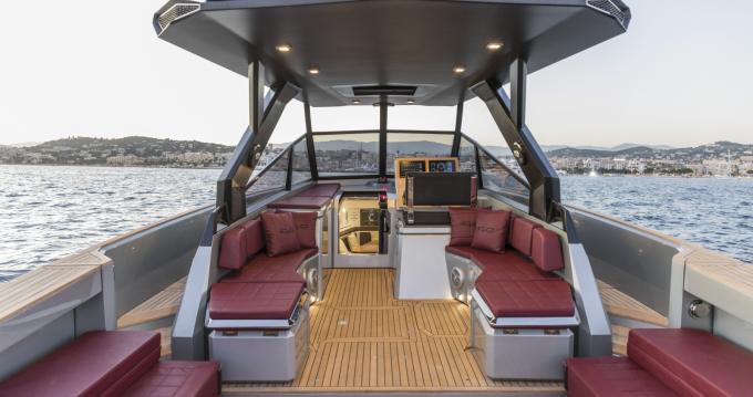 Jachthuur in Ibiza Island - EVO R4 WA via SamBoat