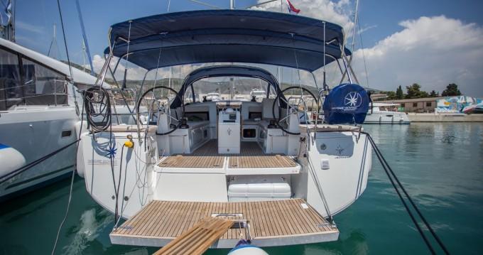 Verhuur Zeilboot in Palma de Mallorca - Jeanneau Sun Odyssey 440