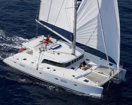 Verhuur Catamaran in Athene - Lagoon Lagoon 500