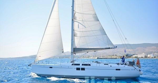 Huur Zeilboot met of zonder schipper  in Volos