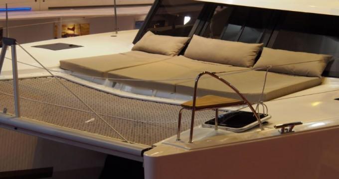 Huur Catamaran met of zonder schipper Fountaine Pajot in Nafplio