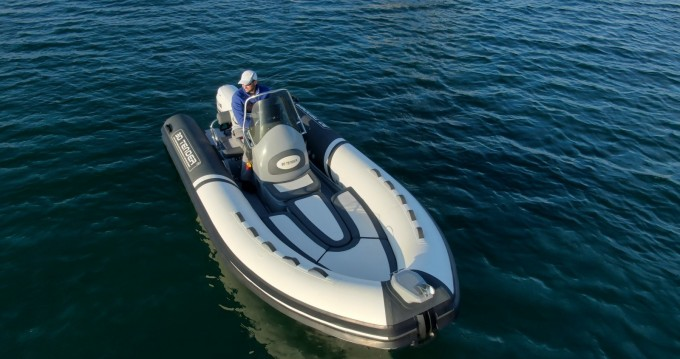 Verhuur Rubberboot in La Manga del Mar Menor - 3D Tender Lux 500