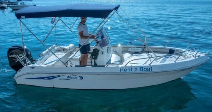 Motorboot te huur in Rijeka voor de beste prijs