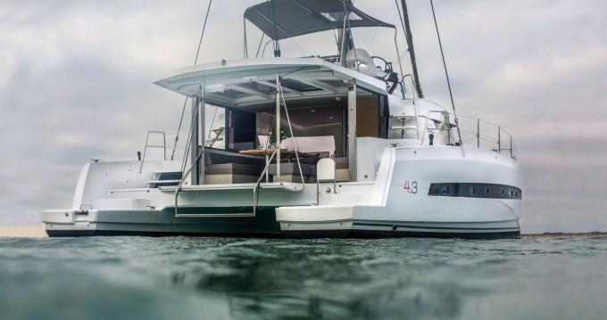 Bootverhuur Bali Catamarans Bali 4.3 in Volos via SamBoat