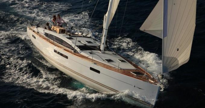 Bootverhuur Jeanneau Jeanneau 53 in Volos via SamBoat
