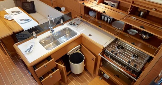 Jachthuur in Lávrio - Jeanneau Sun Odyssey 39i via SamBoat