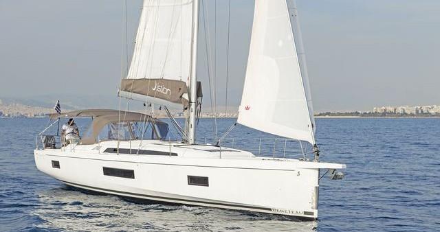 Bootverhuur Bénéteau Oceanis 51.1 in Nafplio via SamBoat