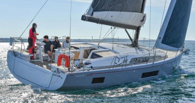 Verhuur Zeilboot in Rhodes - Bénéteau Oceanis 46.1