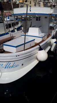 Huur Motorboot met of zonder schipper Fratelli Aprea in Amalfi