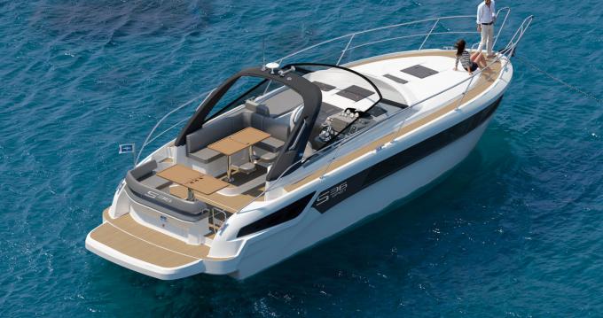 Jachthuur in Ibiza Island - Bavaria Bavaria 360 Sport via SamBoat