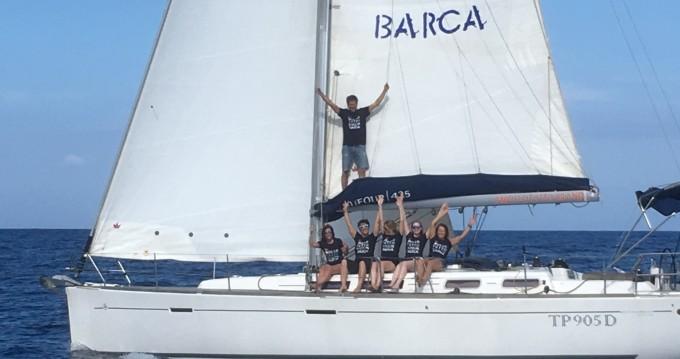 Verhuur Zeilboot in Capo d'Orlando - Dufour Dufour 425 Grand Large