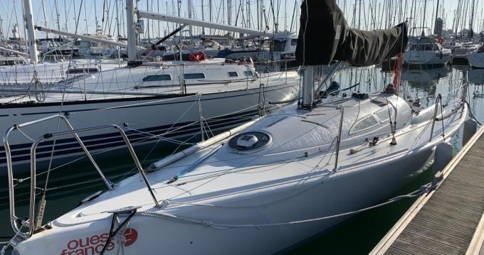 Verhuur Zeilboot in Quiberon - Archambault Grand Surprise
