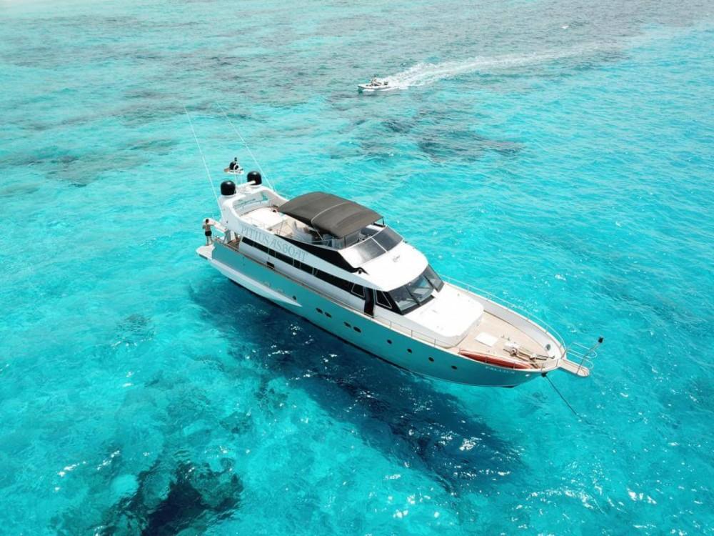 Bootverhuur Baglietto Baglietto 24 in Ibiza via SamBoat