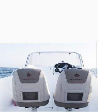 Bootverhuur Fornells goedkoop Cap Camarat 6.5 CC Style Serie 2