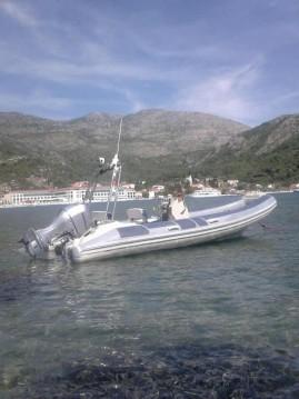 Verhuur Rubberboot in Slano - Bénéteau flyer 575