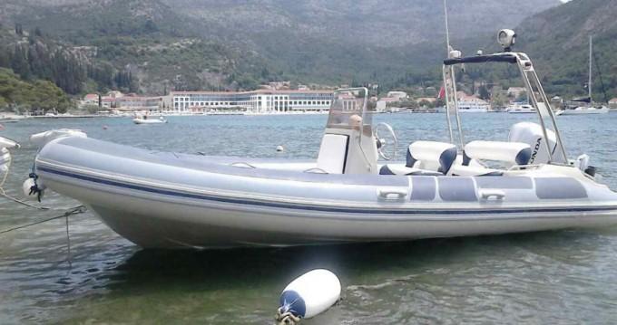 Huur Rubberboot met of zonder schipper Bénéteau in Slano