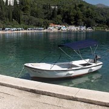 Verhuur Rubberboot Pasara met vaarbewijs