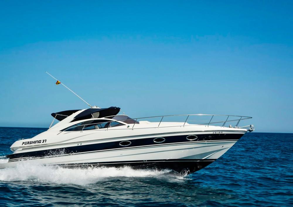 Huur Motorboot met of zonder schipper Pershing in Positano