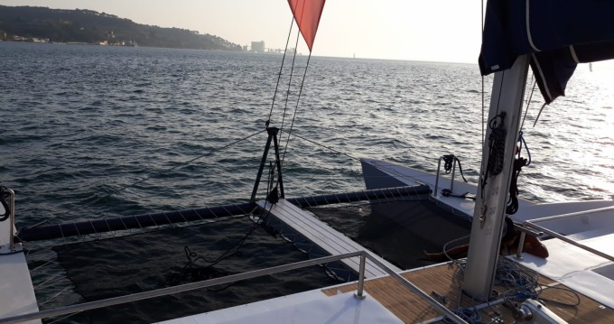 Bootverhuur Nigel Irens 50 in Lisbon via SamBoat