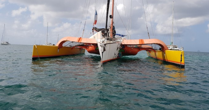 Zeilboot te huur in Sainte-Anne voor de beste prijs